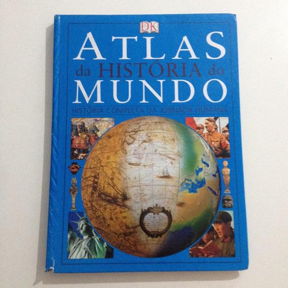Livro Atlas Da História Do Mundo Jornada Humana 2005 C2