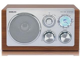 Noblex Rx40m Radio Am Fm Portatil Estilo Vintage