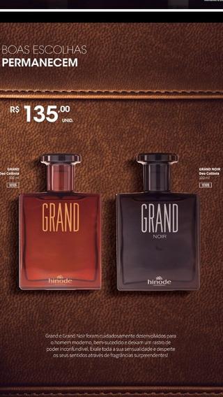 Perfume Grand Noir , Grand Deo Colonia 100ml