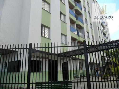 Apartamento Residencial À Venda, Vila Moreira, Guarulhos - Ap4145. - Ap4145