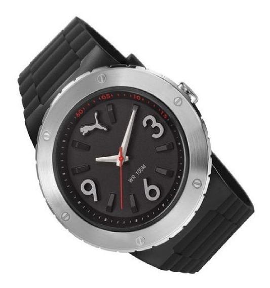 Relógio Puma 96211m0panp1 Original Selo Ipi Nota Fiscal