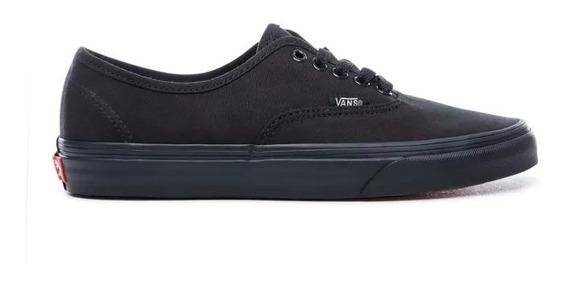 zapatillas vans negras hombre