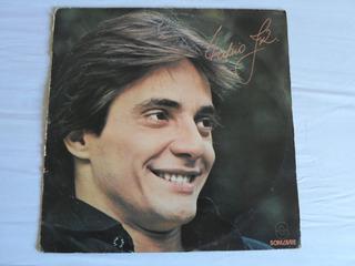 Lp - Fábio Jr - Quero Colo / Pai (1978) - Nunca Foi Tocado!