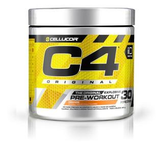 C4 Pre-workout 90g Cellucor Orange
