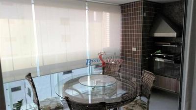 Apartamento Residencial À Venda, Jardim Anália Franco, São Paulo. - Ap2234