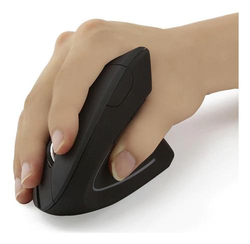 Mouse Ratón Vertical Ergonómico Inalámbrico 2.4g Mac Note
