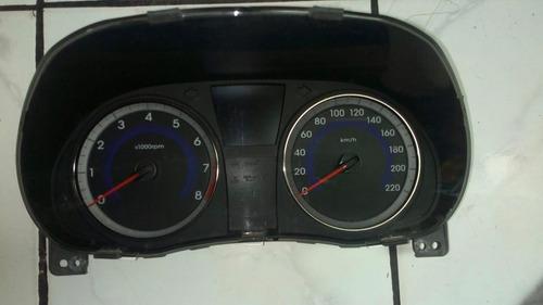 Imagen 1 de 1 de Relojera Hyundai Accent Blue