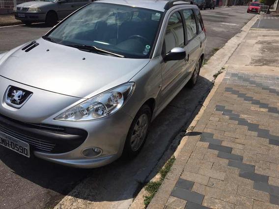Peugeot 207 Sw 1.4 Xr Sport Flex 5p 2011