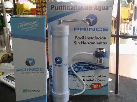 Filtro Purificador De Agua Prince Sobre Mesada