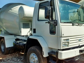 Caminhão Ford Cargo 2425 Ano 98 Betoneira