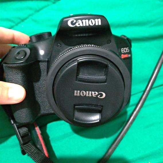 Canon Eos T6, 4k Clicks