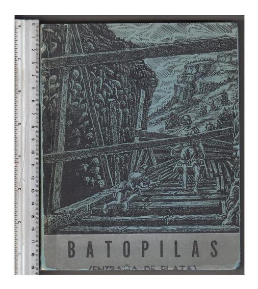 Batopilas, Entraña De Plata, Libro Raro, Minas