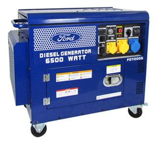Generador Eléctrico Fg4650 2800w 220v Ford
