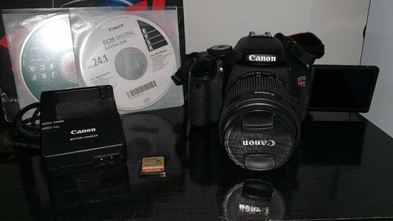 Câmera T3i Canon