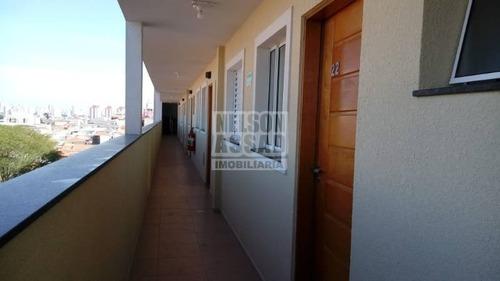 Imagem 1 de 9 de Apartamento Padrão Para Venda No Bairro Vila Centenário, 2 Dorm, 0 Suíte, 1 Vagas, 43 M - 1665