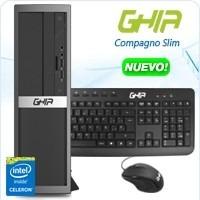 Pc Ghia Compagno Slim /intel Celeron N3150 Quad Core 1.6