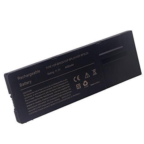 Bateria Compatível C/ Sony Vgp-bps24 Bps24 Vpc-sa Nova