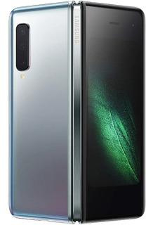 Celular Samsung Galaxy Fold Plata 7,3 4g Lte 12gb 512gb