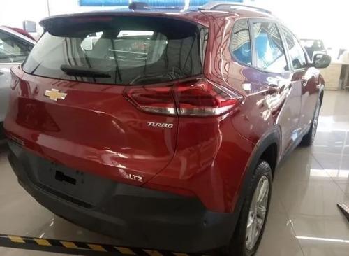 Nueva Suv Chevrolet Tracker 1,2n Turbo Premier Automática Mi