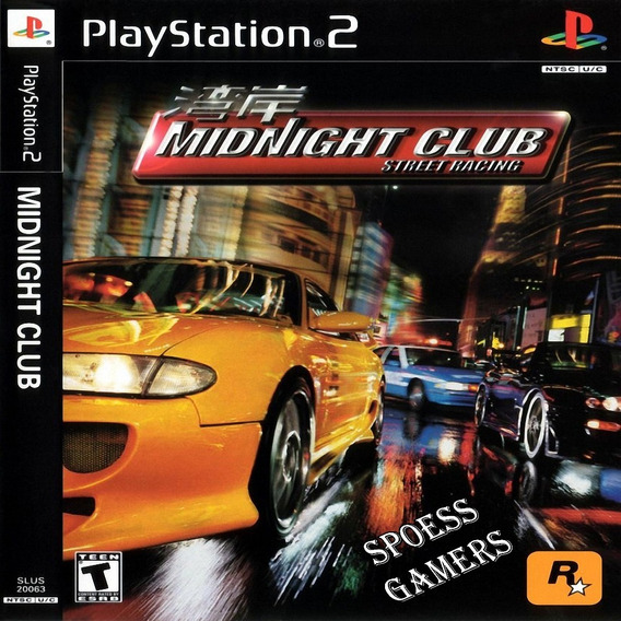 Midnight Club 1 Ps2 Patch Carros Corrida