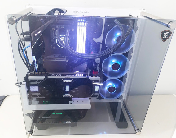 Pc Gamer Top Intel I5 9600k 3.70 Ghz