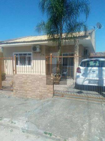 Casa Com 3 Dormitórios À Venda, 127 M² Por R$ 245.000,00 - Forquilhas - São José/sc - Ca0201