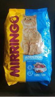 Gatarina Mirringo Sabrosa Comida De Gatos 1 Kg Les Encanta