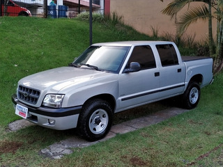 Chevrolet S10 Cd Colina 4x2 2.8 Tb Diesel