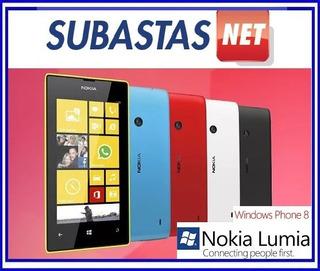 Celular Nokia Lumia 520 4.5 8 Gb