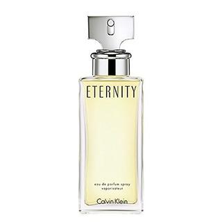 Calvin Klein Eternity Eau De Parfum Spray Para Mujer, 3.4 O