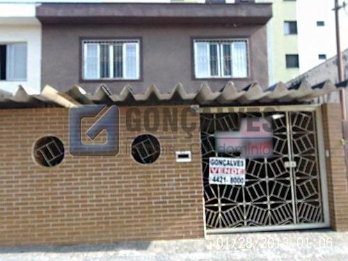 Venda Sobrado Santo Andre Jardim Stela Ref: 123151 - 1033-1-123151