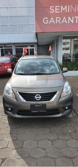 Nissan Versa Advance 2014 Tm