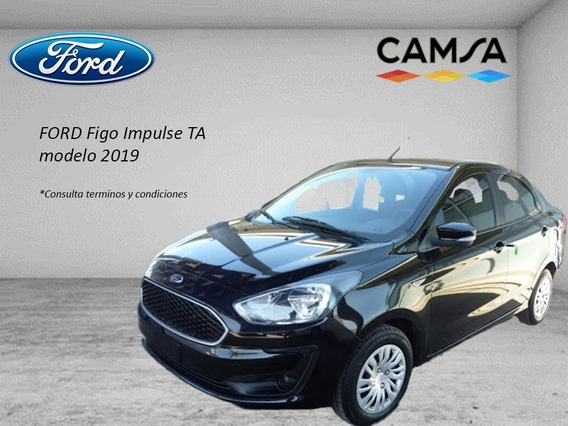 Ford Figo Impulse Ta 4 Ptas