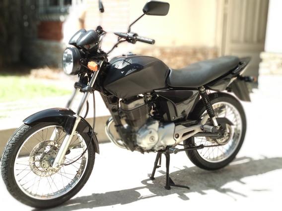 Moto Honda Cg Titan 150 Pocos Kilometros