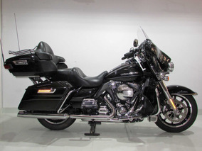 Harley Davidson - Ultra Limited 2014 Preta