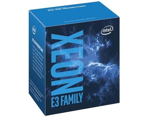 Processador Intel Xeon Silver E3-1240v6 1151 3.70ghz
