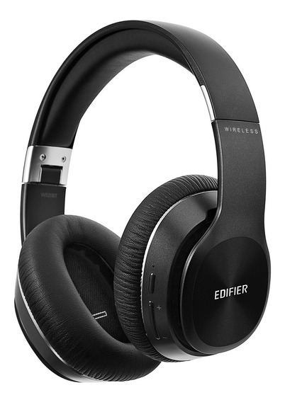 Fone De Ouvido Edifier W820bt Over-ear Bluetooth 80h Bateria