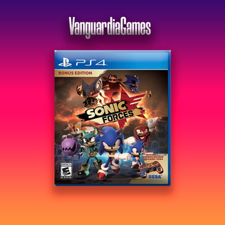 Sonic Forces Ps4 Digital