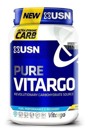 Vitargo Pure Usn 810g - Sin Saborizar