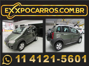 Fiat Idea Adventure 1.8 Flex - Ano 2010 - Bem Conservada
