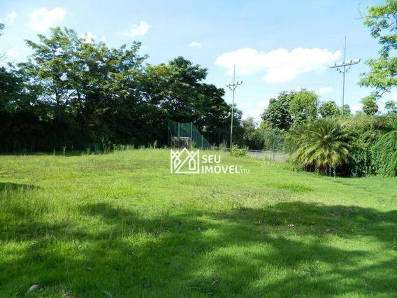 Terreno À Venda, 4322 M² Por R$ 3.600.000,00 - Condomínio Terras De São José - Itu/sp - Te0924