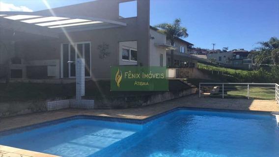Casa Com 4 Dorms, Condomínio Serra Da Estrela, Atibaia - R$ 1.070.000,00, 250m² - Codigo: 277 - V277