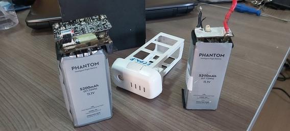 Kit Baterias Original Phantom 2 Para Adptar Ou Substituir