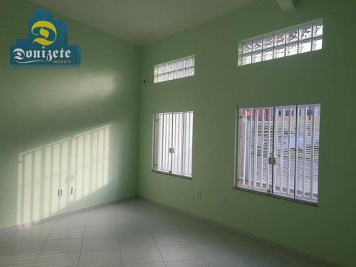 Prédio À Venda, 206 M² Por R$ 900.000,00 - Casa Branca - Santo André/sp - Pr0031