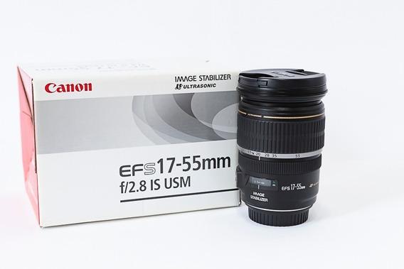 Lente Efs 17-55mm 2.8 Is Usm