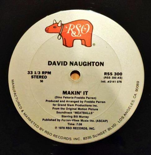 David Naughton - Makin' It (12 )