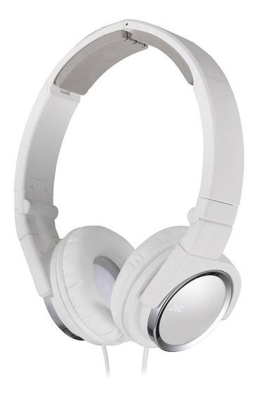 Fone Jvc Ha S400 W Branco Original