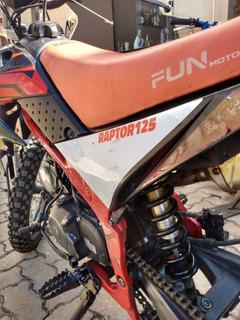 Fun Raptor 125 Cc