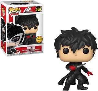 Funko Pop! Games: Persona 5 - El Joker Chase