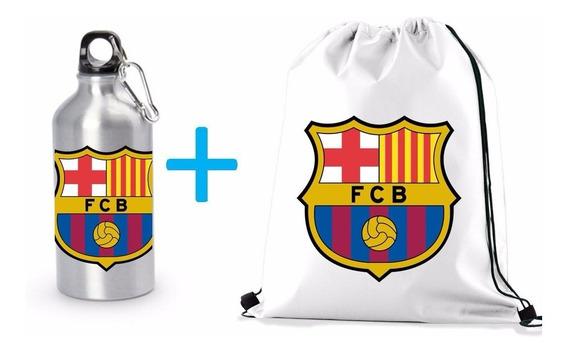 Barcelon Fc Combo Tula +termo